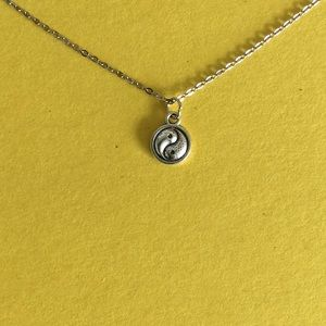 Jewelry - Yin and yang necklace